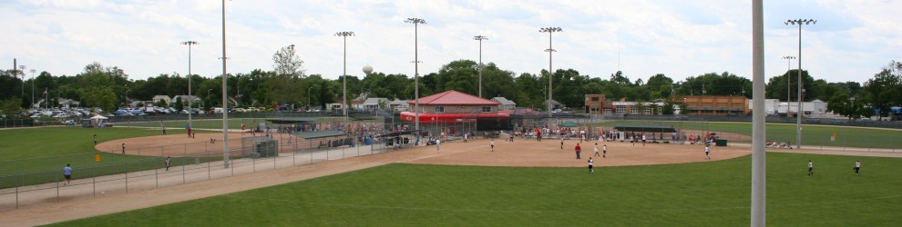 Lincoln Park Softball Fields
